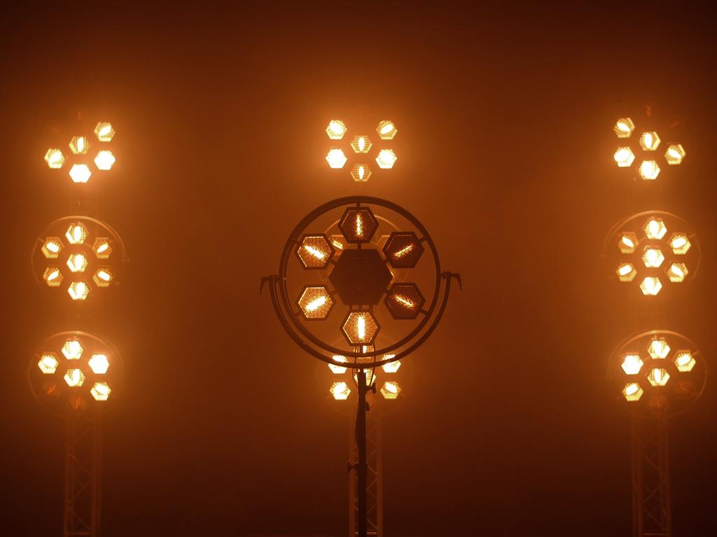 Portman P1 Retro Lamp Rent All