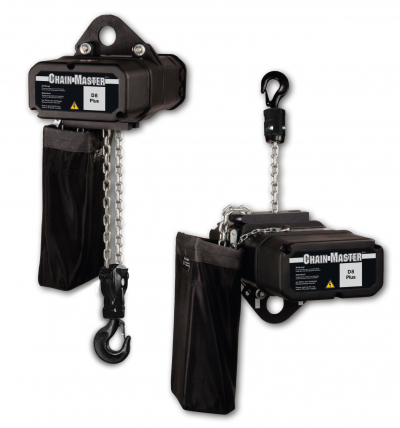 Chain Master D8+ 1000Kg, 24 meter, Double Chain