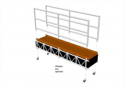 Eurotruss CWT Catwalk truss